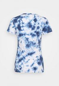 GAP - TEE - T-shirt med print - navy - 1