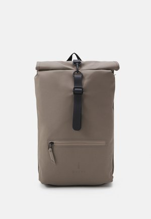 ROLL TOP - Mochila - taupe