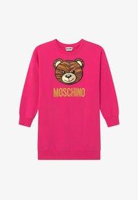 MOSCHINO - Day dress - fuxia - 2