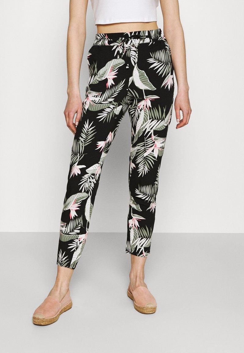 Vero Moda - Pantalones - black