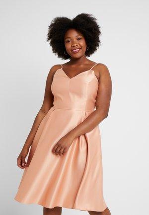 Vestito elegante - apricot