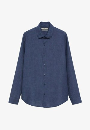 REGULAR FIT - Shirt - dark navy