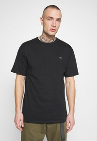 Vans - OFF THE WALL CLASSIC - T-shirt basic - black - 0