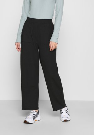 ONLDENISE LOUNGE PANT - Tracksuit bottoms - black