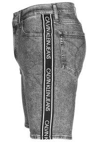 Calvin Klein Jeans - Denim shorts - grey - 2