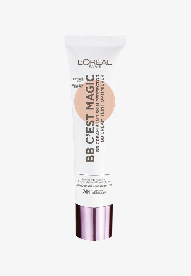 BB BLEMISH BALM CREAM BB C'EST MAGIQUE - BB crème - 03 medium light