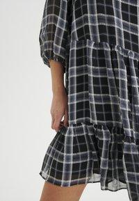 InWear - JEANNEIW  - Day dress - black/white - 4