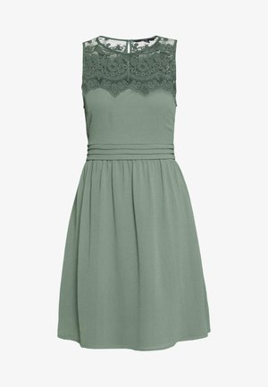 VMVANESSA SHORT DRESS - Vestito elegante - laurel wreath