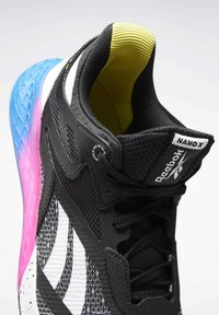 Reebok - NANO X SHOES - Sneaker low - black - 8