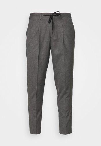 JAX GREY CROP PANTS