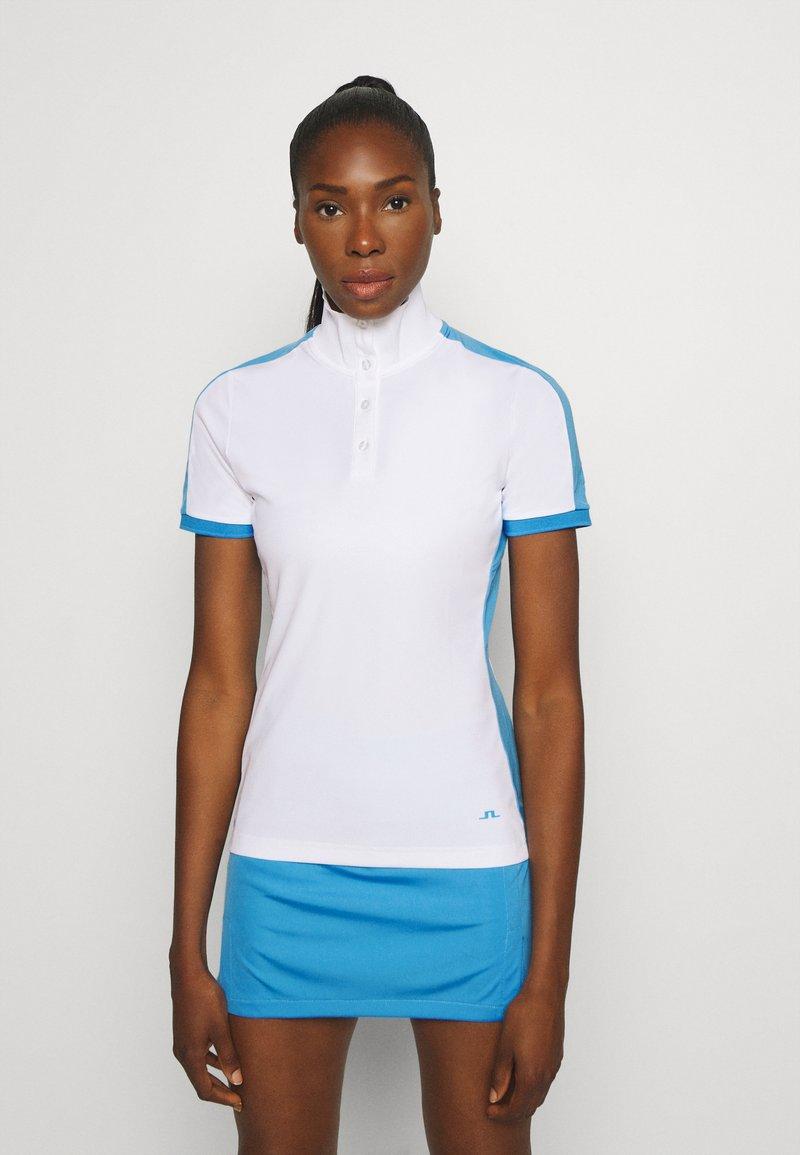 J.LINDEBERG - JULIETTE  - Sports shirt - white
