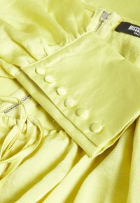 Missguided Tall - SQUARE NECK - Bluser - yellow - 2