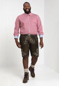 Stockerpoint - RUFUS BIG NEW - Shirt - dunkelrot - 1