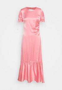 HUGO - KASEA - Maxi dress - bright pink - 3
