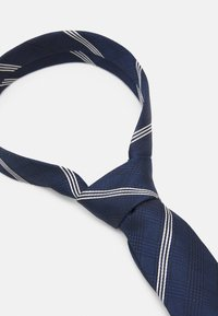 HUGO - TIE  - Tie - dark blue - 3