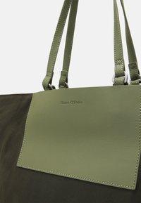 Marc O'Polo - PALERMO - Tote bag - green - 3