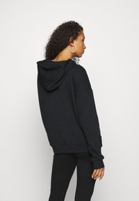 Even&Odd - Felpa aperta - black