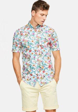 NATHAN - Shirt - weiß