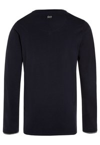 Petrol Industries - Long sleeved top - deep navy - 1