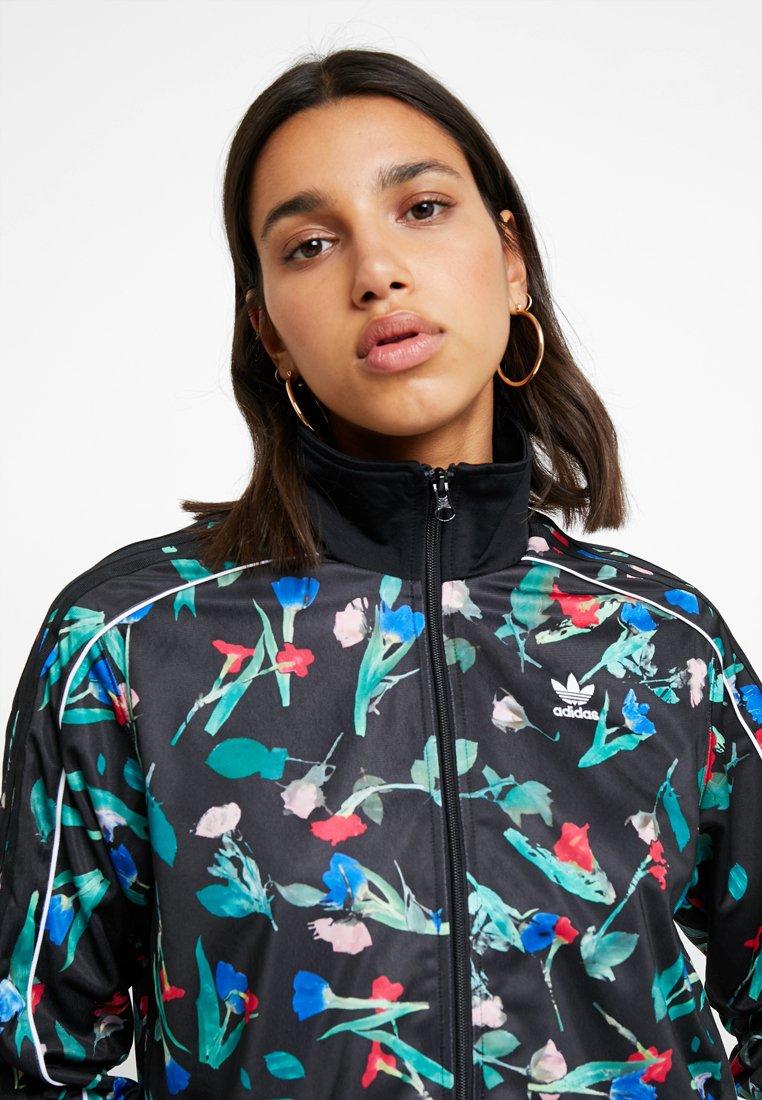 adidas Allover Print Originals Jacke multicolor, Größe:38