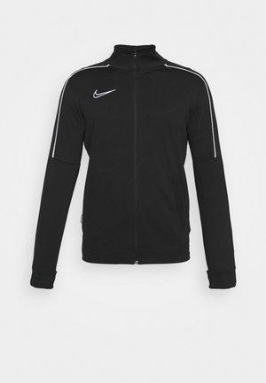 ACADEMY - Training jacket - black/white