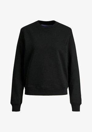 JXAYA RELAXED - Sweatshirt - black