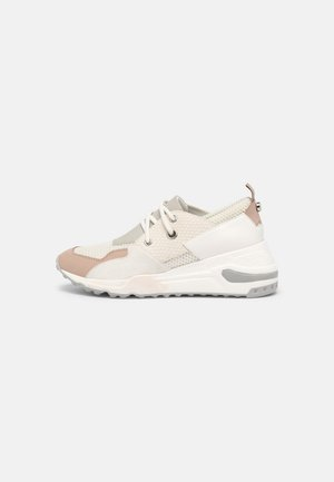 CHUNK - Sneakersy niskie - grey/blush