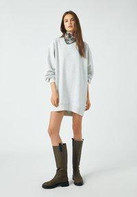 PULL&BEAR - Day dress - grey - 1