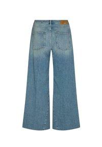 Mos Mosh - REEM  - Flared Jeans - blau - 1