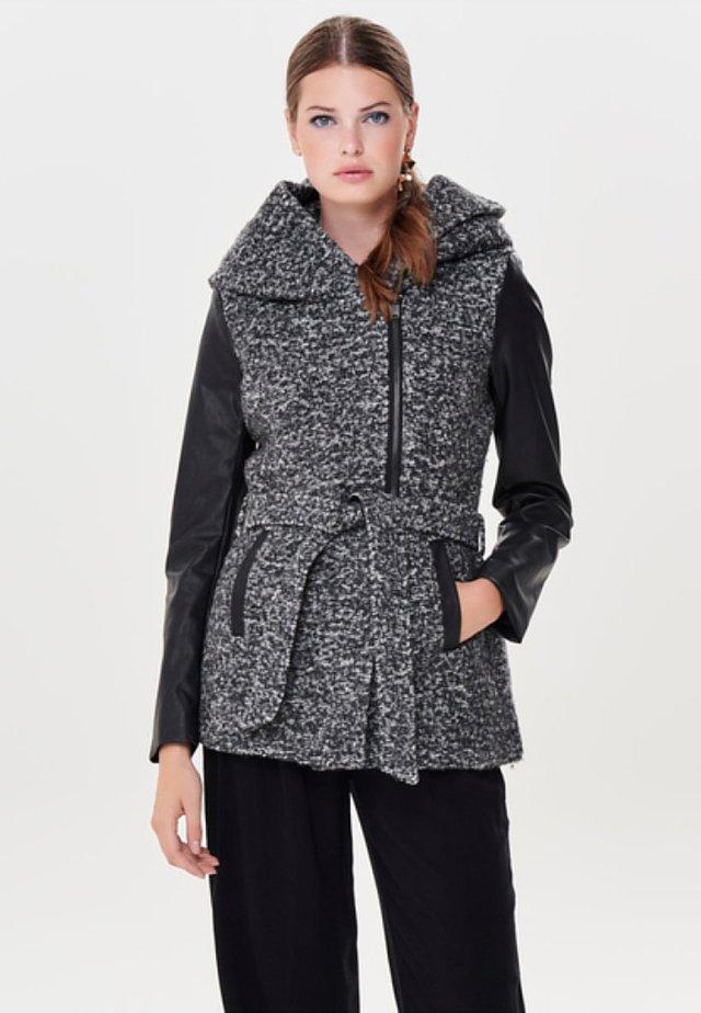 Jas - dark grey melange