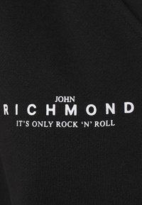 John Richmond - PANTS USSERY - Tracksuit bottoms - black - 4