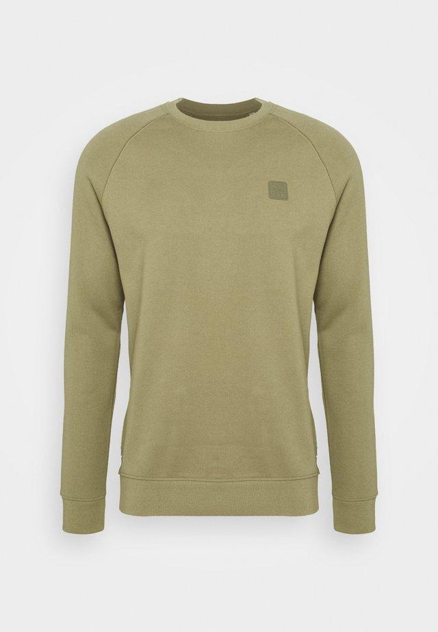 Sweatshirt - slate green