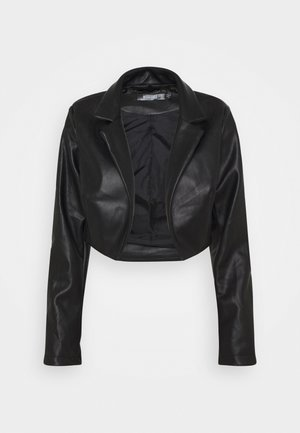 BOXY JACKET - Blazer - black