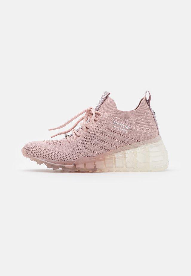 CELLO - Sneakersy niskie - blush