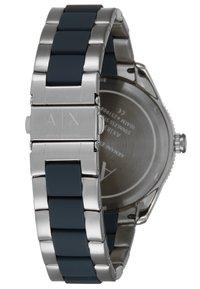 Armani Exchange - Reloj - silver/black - 2