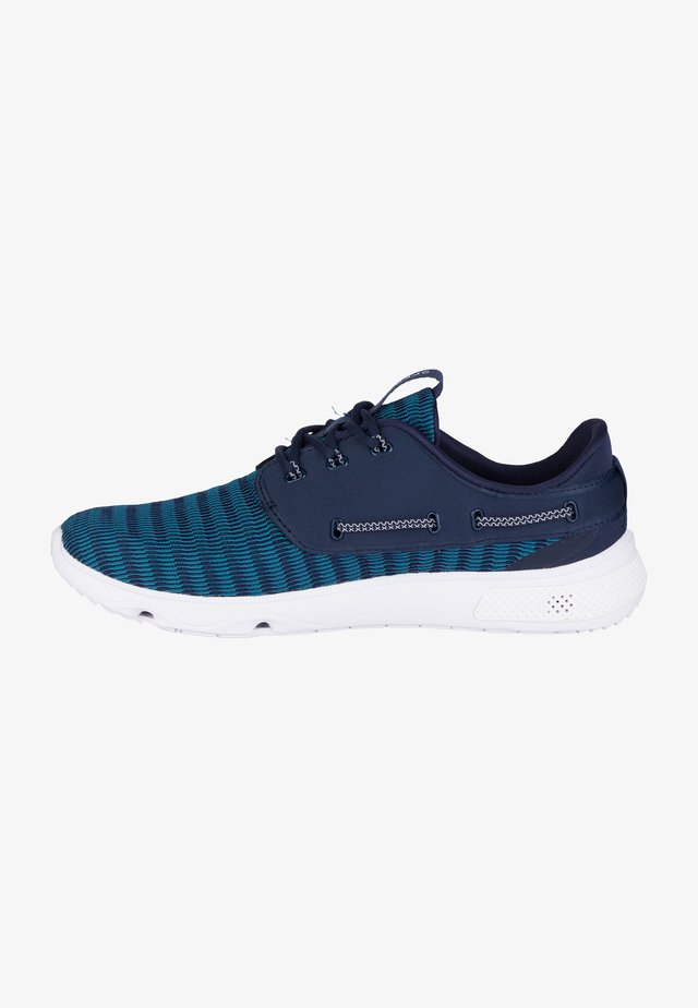 Sneakers basse - navy-white