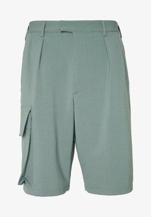 WORRAL TECHNO STRETCH - Shorts - sage