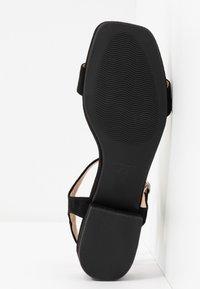 Anna Field - Sandals - black - 6