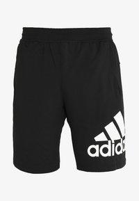 adidas Performance - KRAFT AEROREADY CLIMALITE SPORT SHORTS - Sports shorts - black - 3