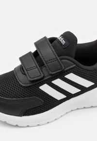 adidas Performance - TENSOR I RUNNING SHOES - Zapatillas de running neutras - core black/footwear white - 5