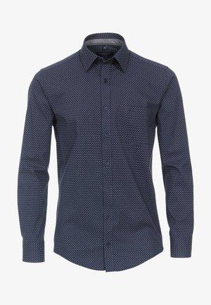 Shirt - sattes dunkelblau