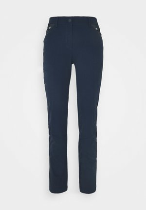 VEZZANA - Outdoor trousers - navy blazer