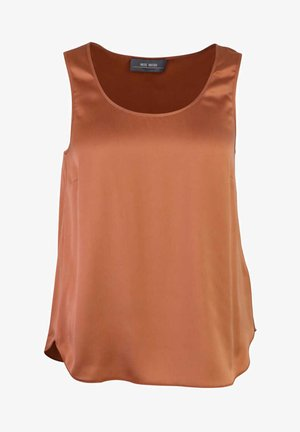 Blouse - orange - rot