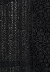 Pieces - PCGURLI - Long sleeved top - black - 2