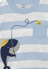 Carter's - WHALE FISHING SET - Top - blue - 2