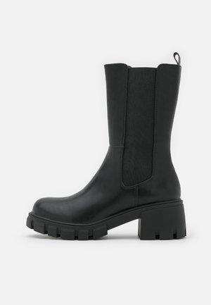BIADARCELLA ELASTIC BOOT - Laarzen - black