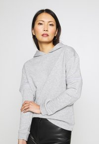 Trendyol - Jersey con capucha - gray - 3