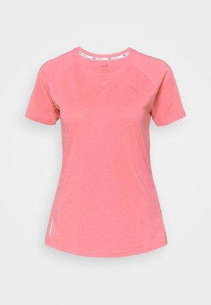RAGLAN TEE - T-Shirt print - bubblegum
