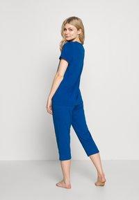 Triumph - CAPRI SET - Pyjamas - lagoon blue - 2