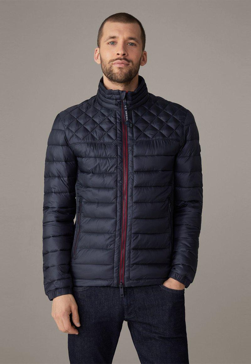 Strellson - Winter jacket - dunkelblau